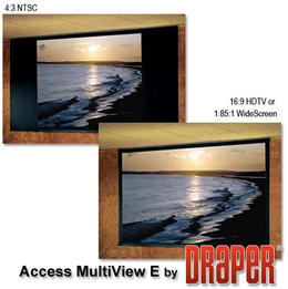 DRAPER Access MultiView / Series E